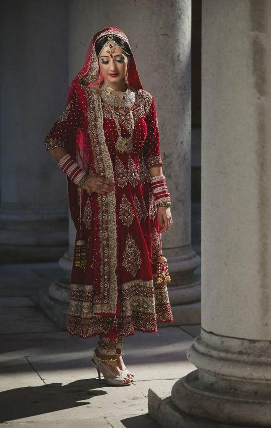 Stylish Punjabi Beautiful Designed designer Bridal Suit