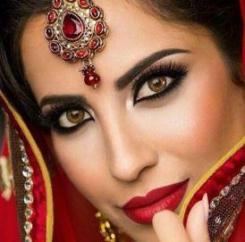 Indian Bridal Makeup 67 Zikimo