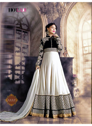 f243d54678 Blue Georgette Embroidered Cape Style Leggings Suit at Zikimo   Page 167