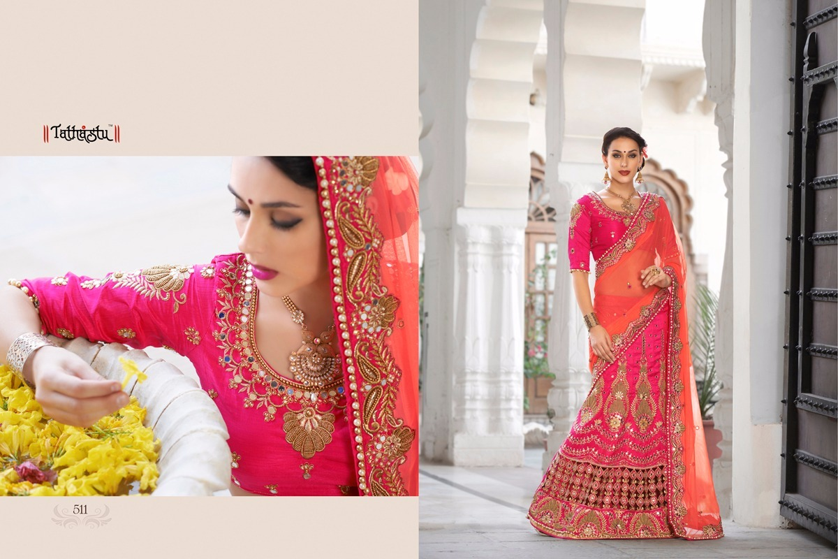 Beautiful designer wedding sarees