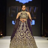 Blue385125 Rawsilk Zardosi Work Bridal Lehenga Choli at Zikimo