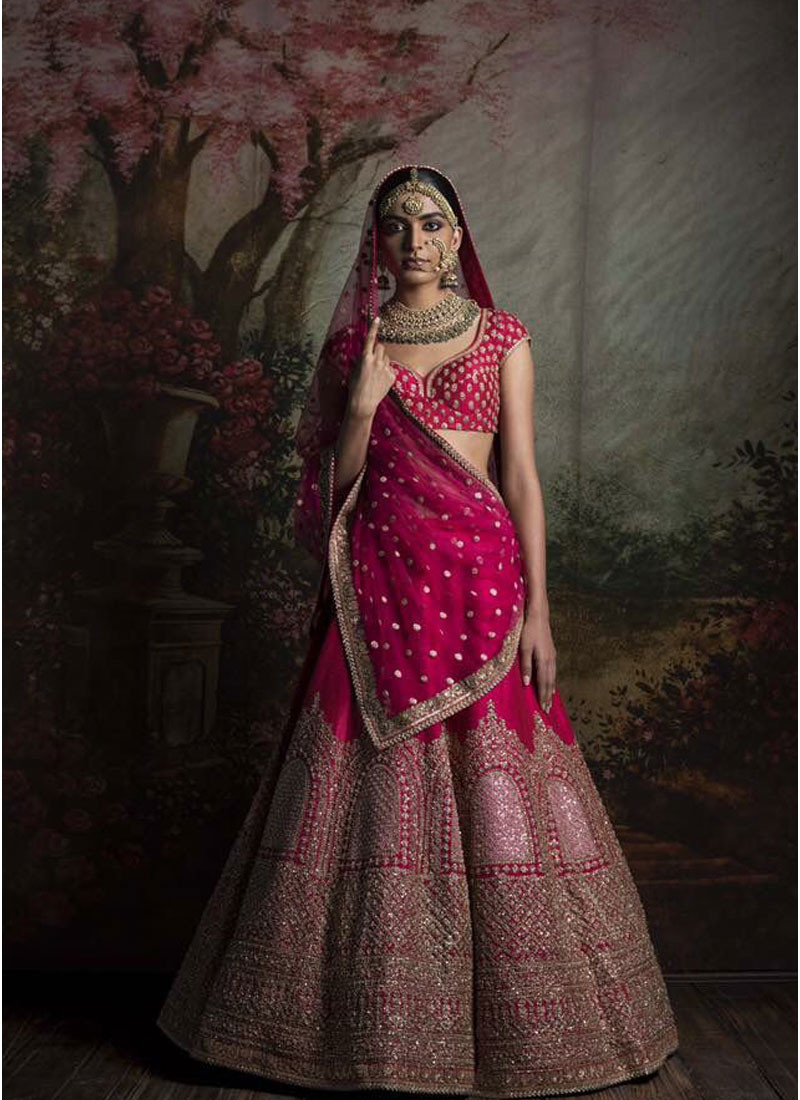 Sensible Latest Lehenga Indian Wedding Reception Lengha Choli Ghagra Blouse Bridal Dress Clothing, Shoes & Accessories Other Women's Clothing