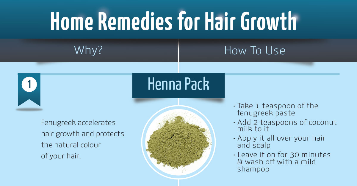 Home Remedies To Get Rid Of Hair Fall
